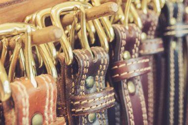 Handmade Leather Belts